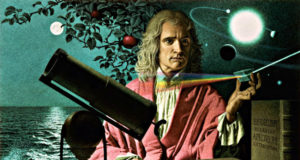 Isak Njutn biografija