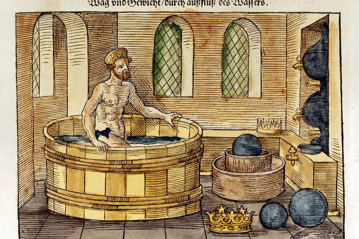 Arhimed u kadi
