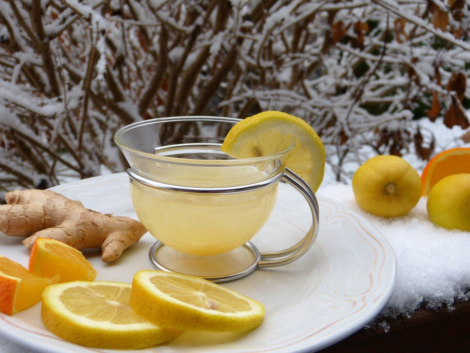 čaj-sa-limunom-grip