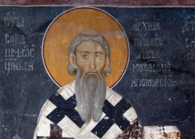 Sveti Sava ikona