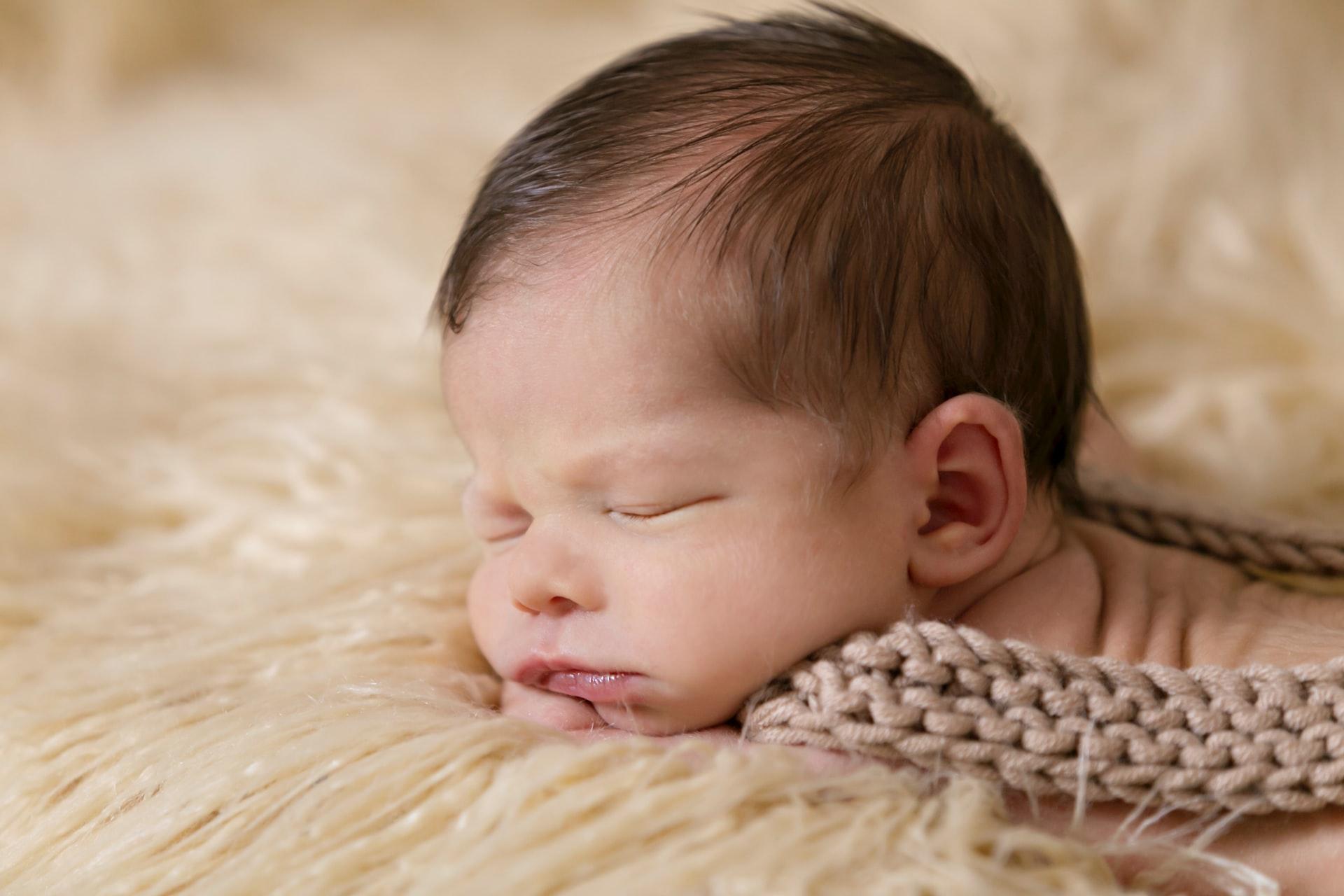 Spavanje, beba spava