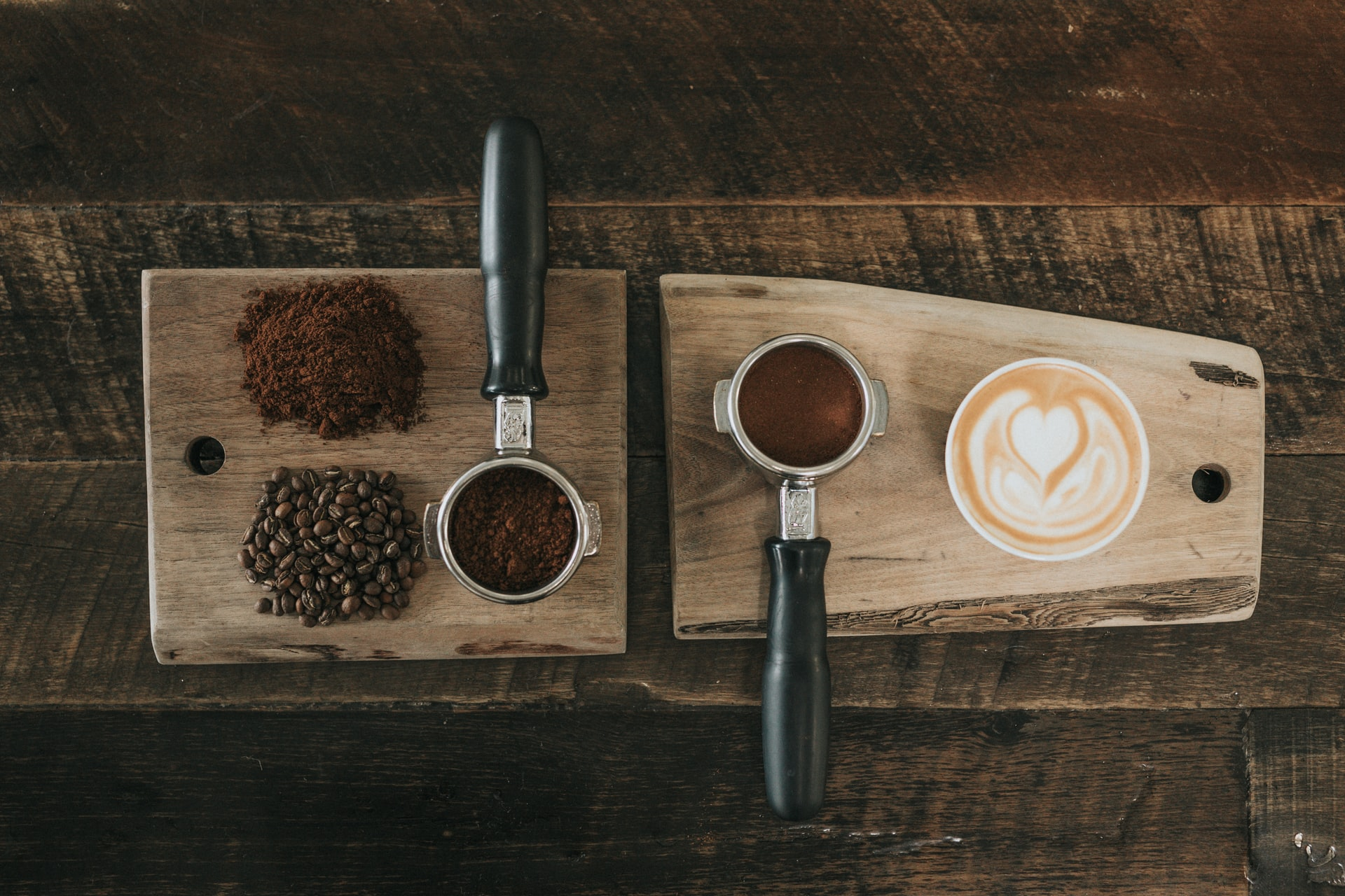 Kafa u zrnu i mlevena, kofein