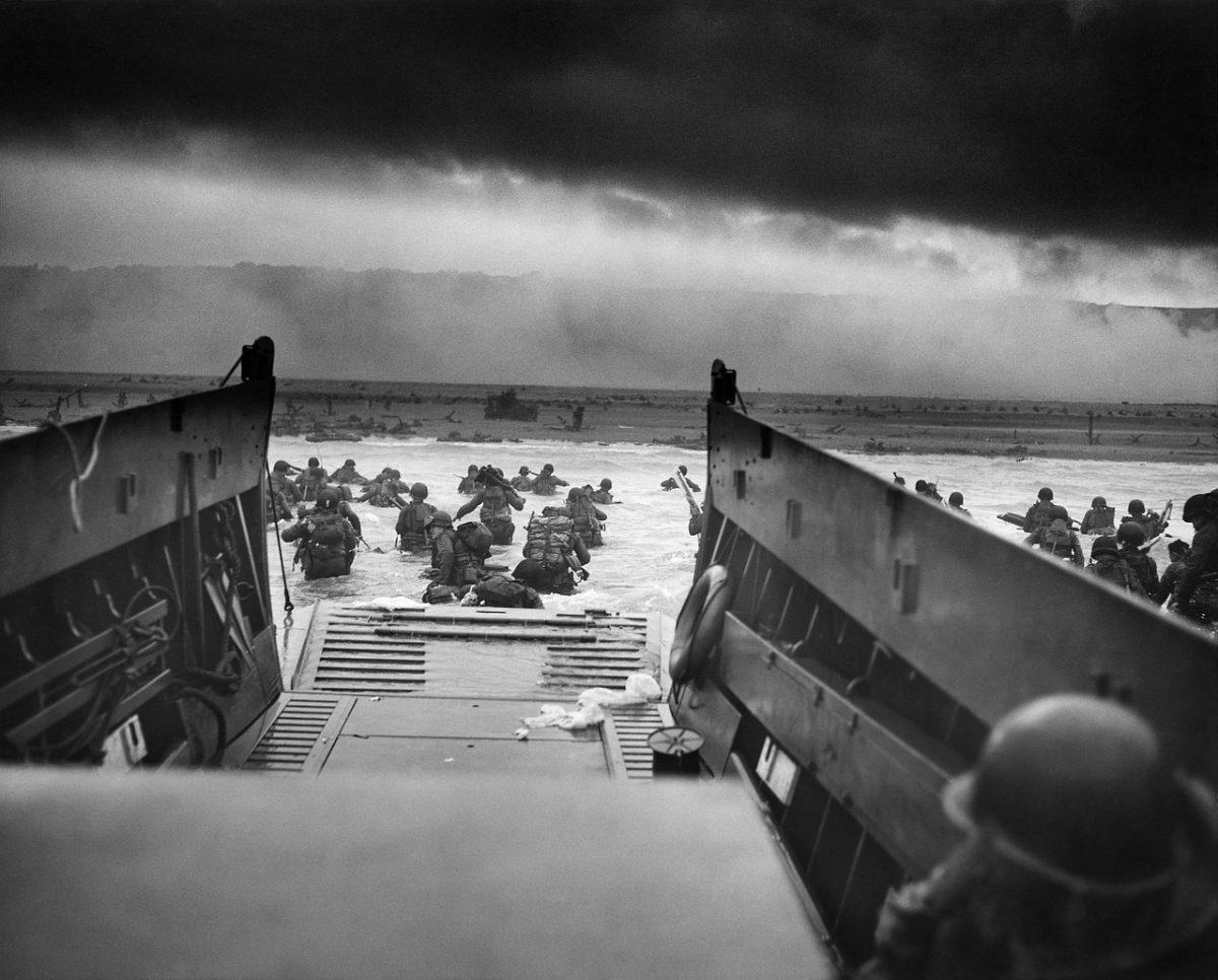 Iskrcavanje na Normandiji - Operacija Overlord
