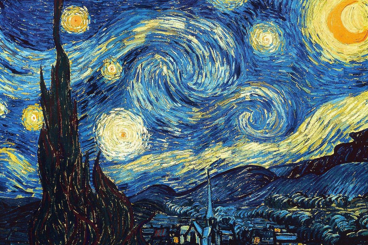 Van Gog - Zvezdano nebo