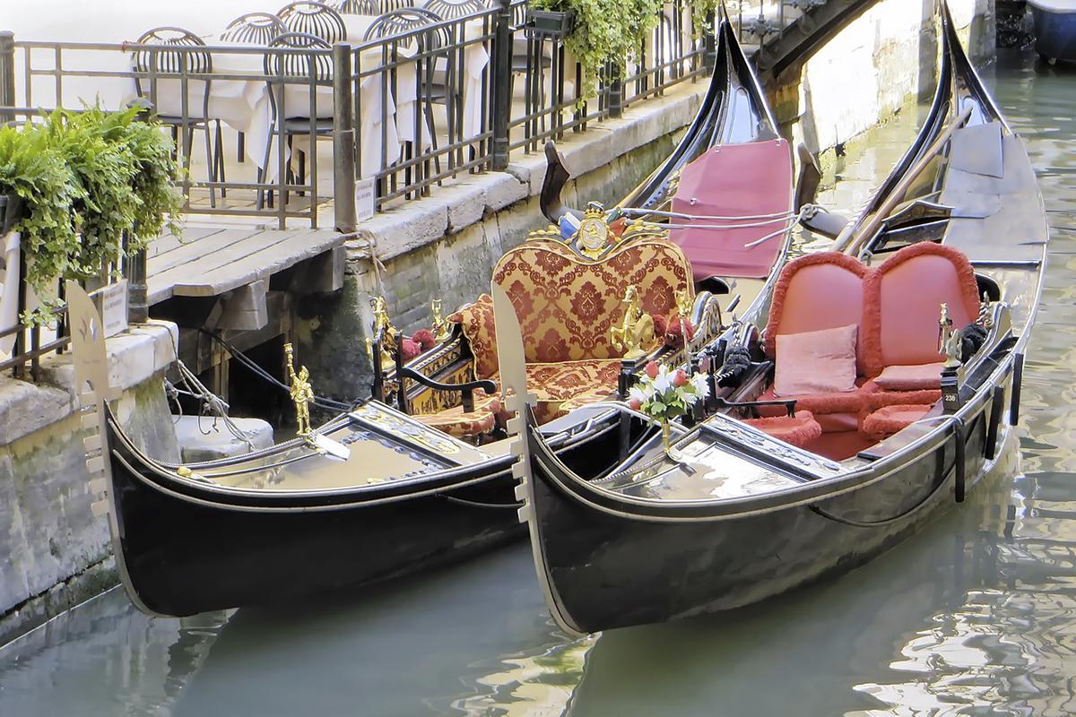 Venecijanske gondole