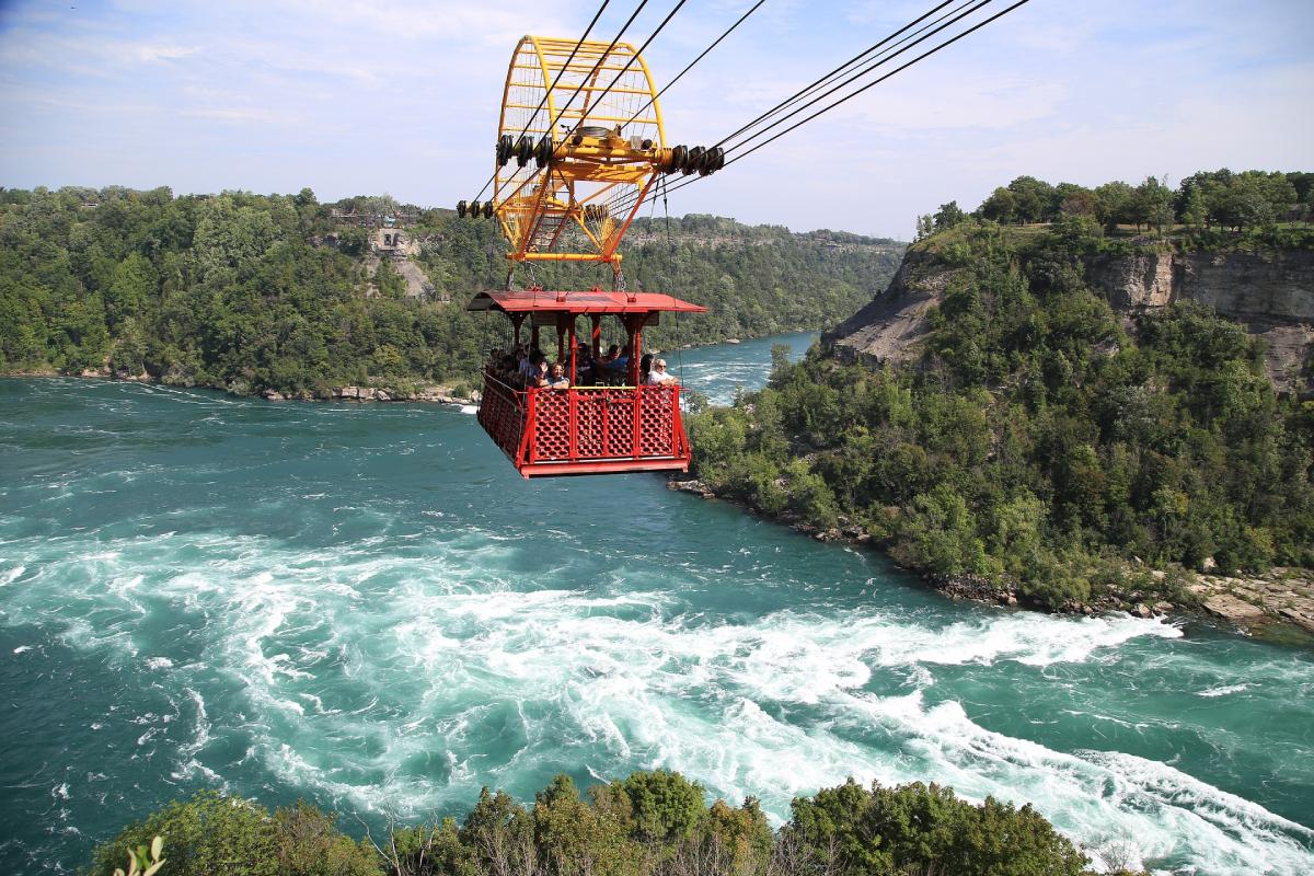 Nijagarini vodopadi i Velika jezera