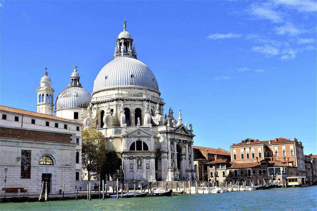 Venecija - Santa Maria della Salute